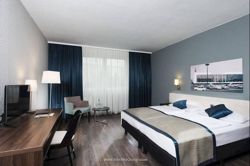 هتل  سیتی هتل برلین است , 4ستاره, هتل برلین,  آلمان