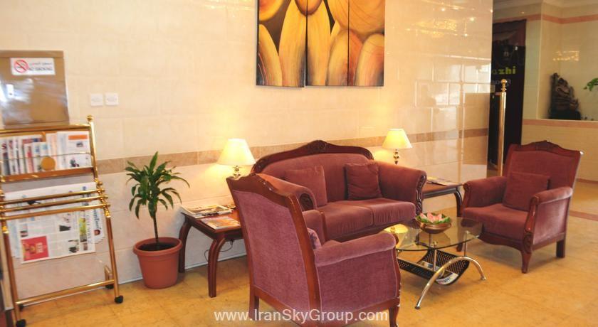 هتل فرچون هتل دیره , 3 ستاره, هتل دبی,  امارات متحده عربی