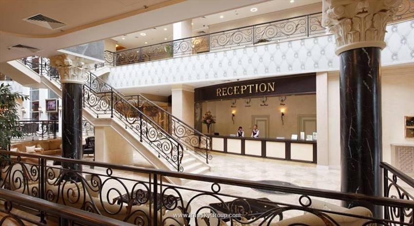 هتل Milan , هتل 4ستاره, هتل مسکو,  روسیه