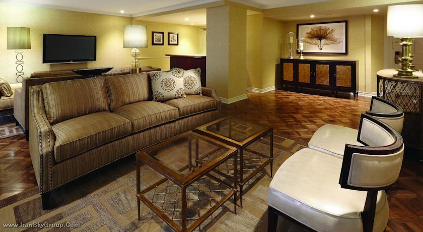 هتل  ماریوت چتیو چمپلین|رزرو هتل های مونترآل|الی گشت