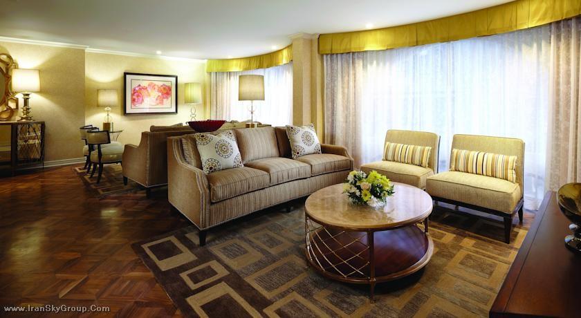 هتل  ماریوت چتیو چمپلین , هتل 4ستاره, هتل مونترآل,  کانادا