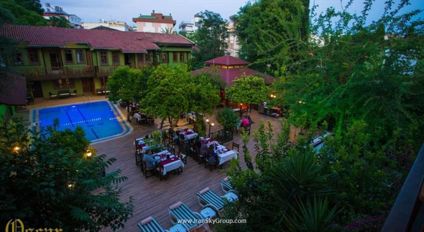 هتل هتل اسکار ,  , هتل آنتالیا,  ترکیه
