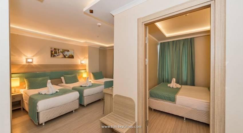 هتل هتل اوتامن سیتی استانبول , هتل 4ستاره, هتل استانبول,  ترکیه