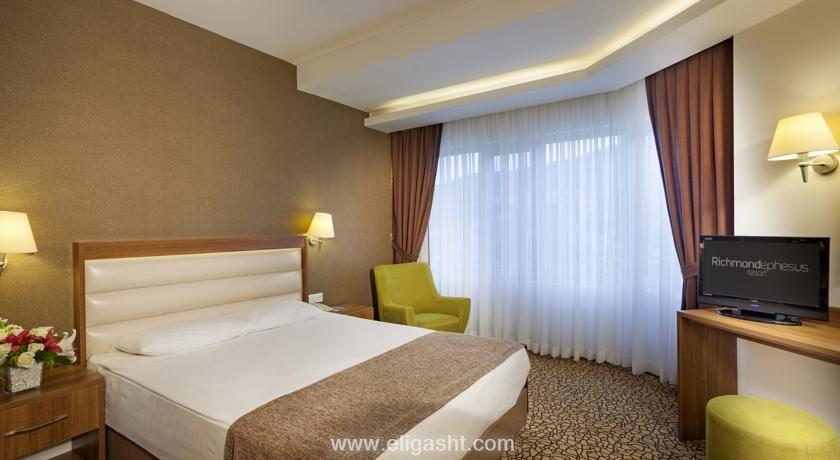 هتل  ریچموند افسوس , هتل 5ستاره, هتل کوش آداسی,  ترکیه