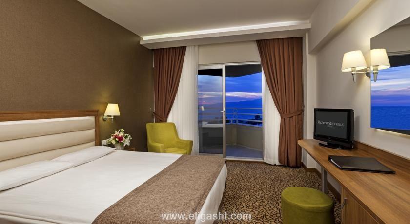 هتل  ریچموند افسوس , 5ستاره, هتل کوش آداسی,  ترکیه