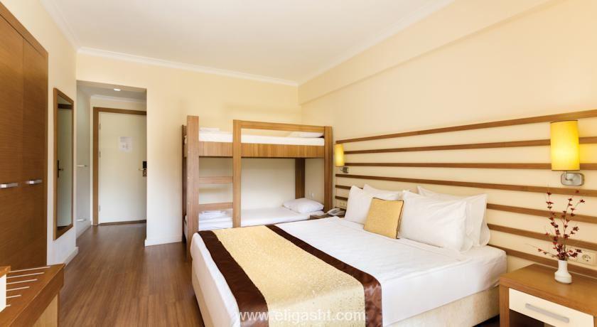 هتل اکبولوت , هتل 4ستاره, هتل کوش اداسی,  ترکیه