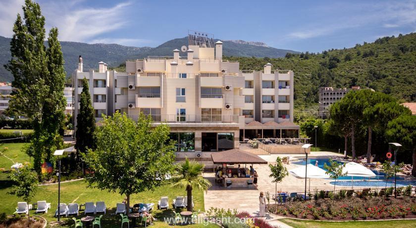 هتل اکبولوت , 4ستاره, هتل کوش اداسی,  ترکیه