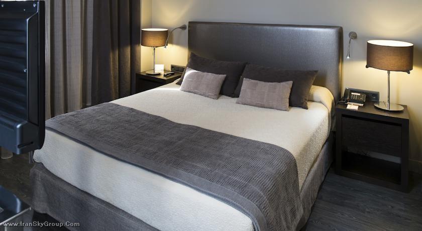 هتل کاتالونیا پرتال د لانجل , 3ستاره, هتل بارسلونا,  اسپانیا