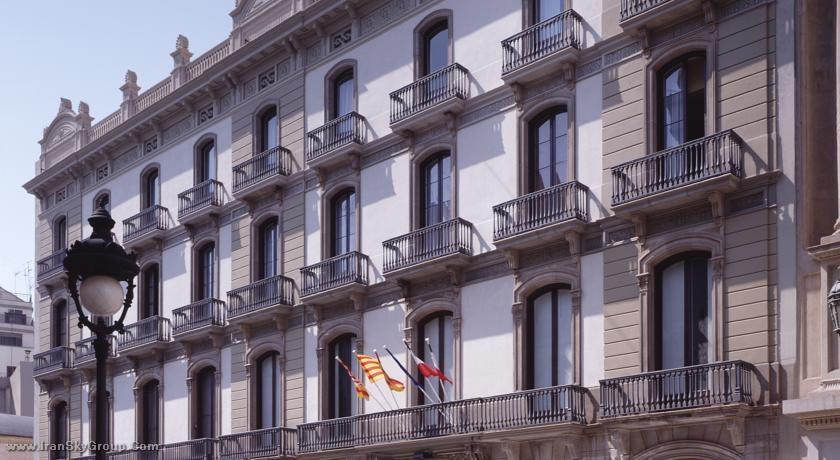 هتل کاتالونیا پرتال د لانجل , هتل 3ستاره, هتل بارسلونا,  اسپانیا