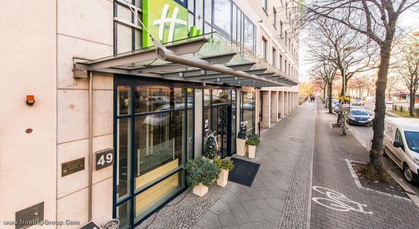 هتل هالیدی این اکسپرس برلین سیتی سنتر , 3ستاره, هتل برلین,  آلمان