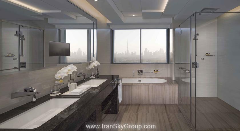 هتل هیاتریجنسیدبیکریکهایتس , هتل 5ستاره, هتل دبی,  امارات متحده عربی