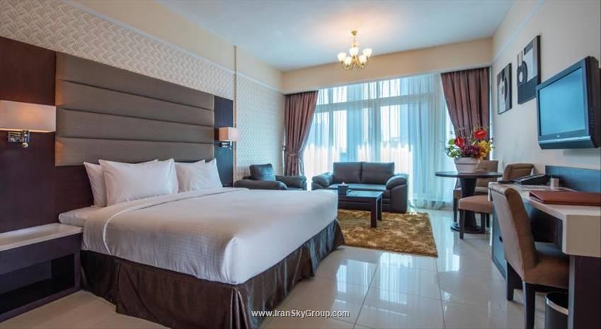 هتل امیریتس گراند هتل آپارتمنتس|رزرو هتل های دبی|الی گشت