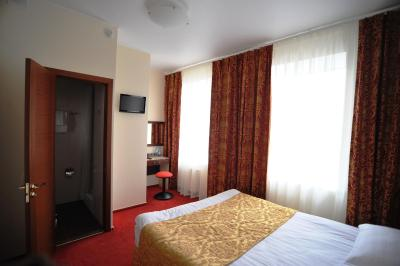 هتل وینتیج شرمتیوو , هتل 3ستاره, هتل مسکو,  روسیه