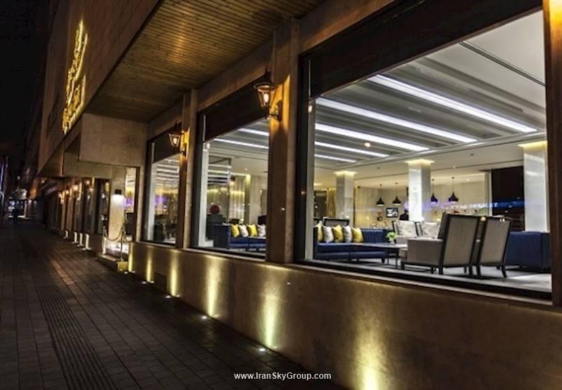 هتل هتل هویزه , 4ستاره, هتل تهران,  ایران