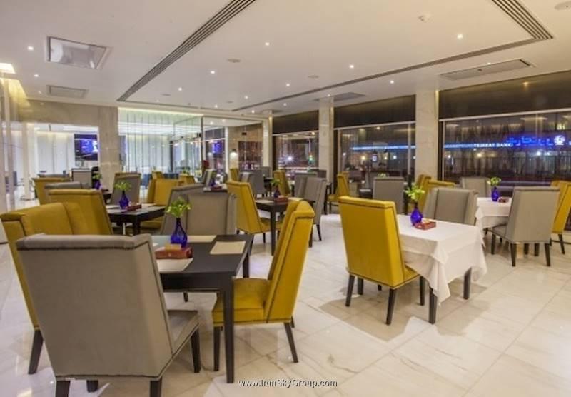 هتل هتل هویزه , هتل 4ستاره, هتل تهران,  ایران