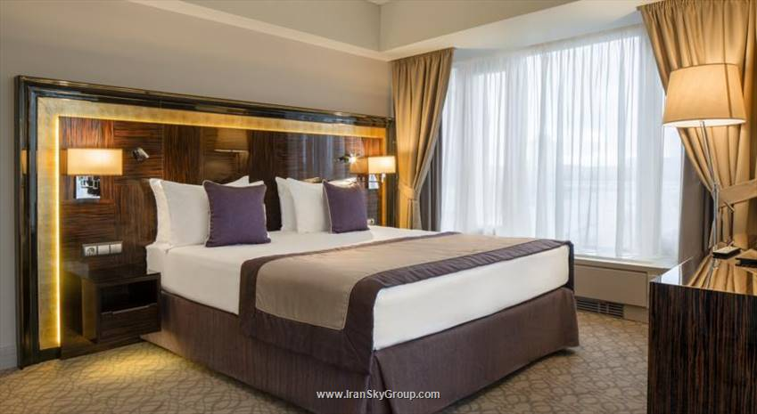 Hotel Crowne Plaza Moscow World Trade Centre , 5Star, Hotel Moscow,  Russia