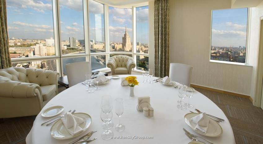 Hotel Crowne Plaza Moscow World Trade Centre , Hotel 5Star, Hotel Moscow,  Russia