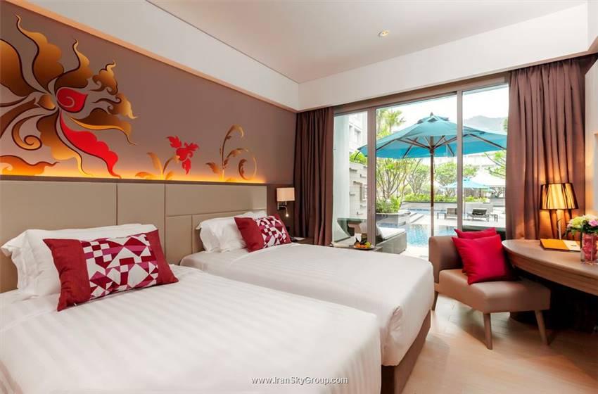 هتل  گرند مرکور پوکت پتنگ , 5ستاره, هتل پوکت,  تایلند