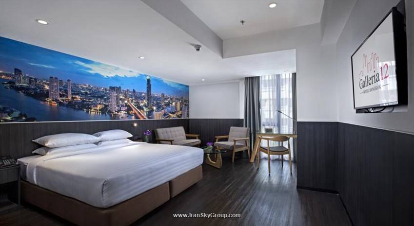 هتل  گللریا 12 سوخومویت بانکوک بای کمپس هسپیتلیتی , 4ستاره, هتل بانکوک,  تایلند