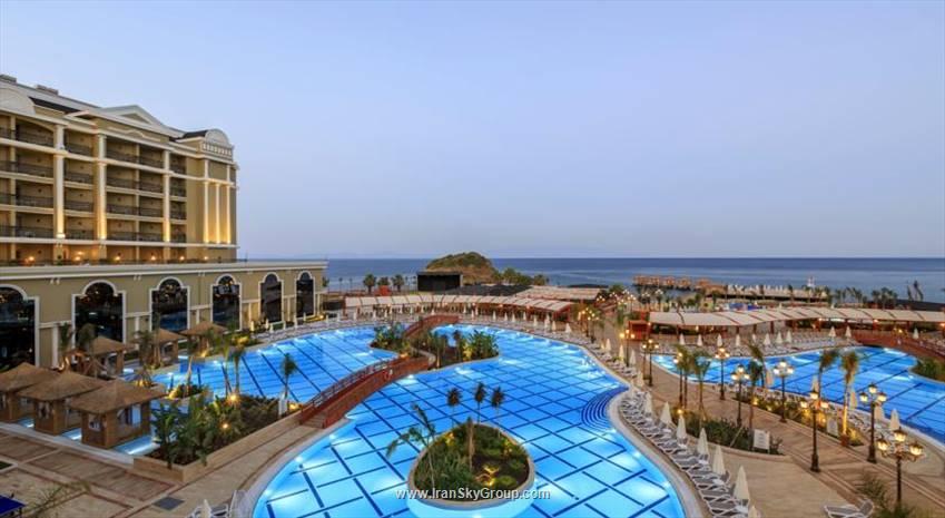 هتل  سونیس افس رویال پالاس رسرت اند اسپا , -1ستاره, هتل کوش اداسی,  ترکیه