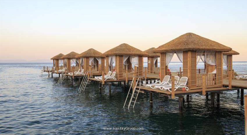 هتل  سونیس افس رویال پالاس رسرت اند اسپا ,  , هتل کوش اداسی,  ترکیه