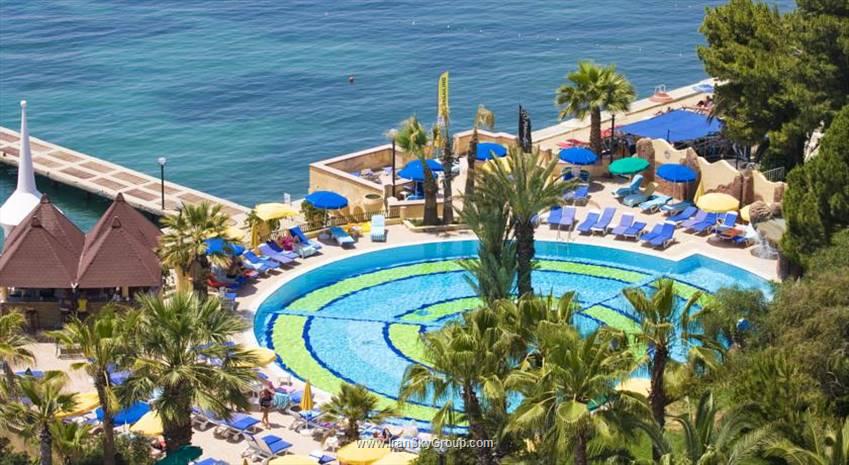 هتل فانتزیا هتل د لوکس کوشاداسی , هتل 5 ستاره, هتل کوش اداسی,  ترکیه