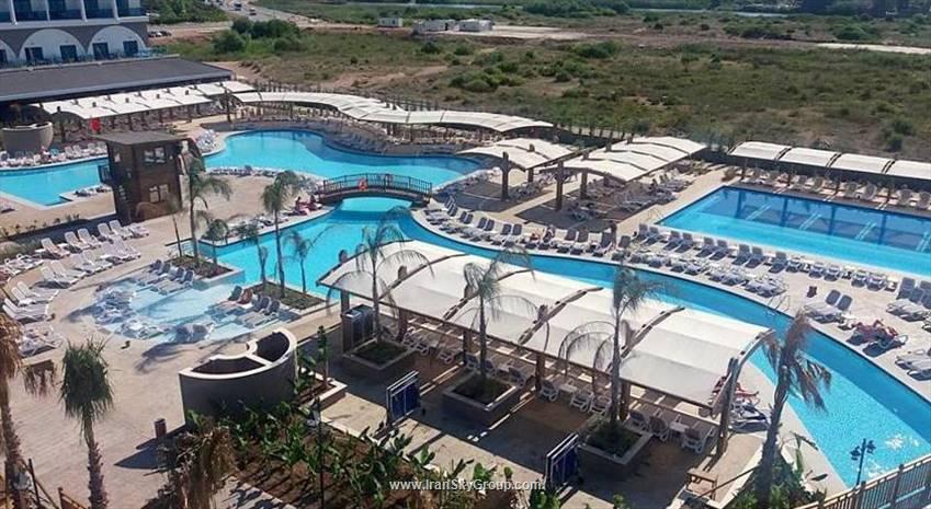 هتل  ادلیا آالیت لارا , هتل 5ستاره, هتل آنتالیا,  ترکیه