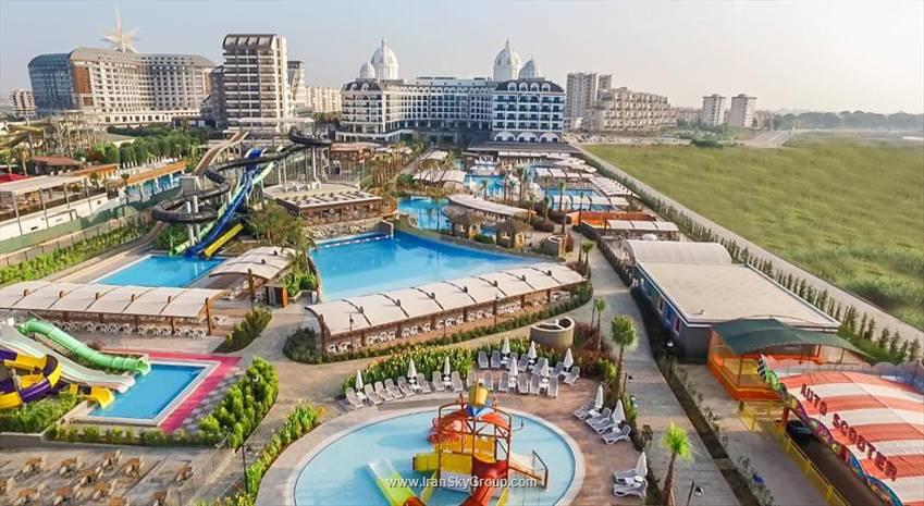 هتل  ادلیا آالیت لارا , 5ستاره, هتل آنتالیا,  ترکیه
