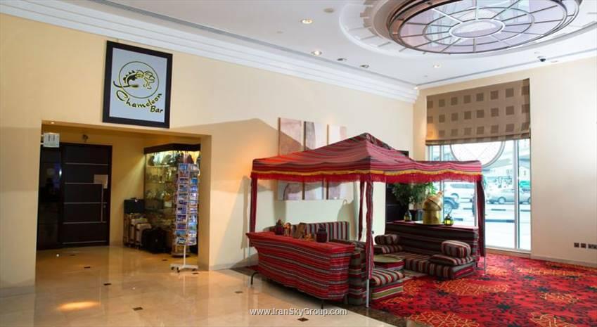 هتل بست وسترن پرمیر دیره هتل , 4ستاره, هتل دبی,  امارات متحده عربی