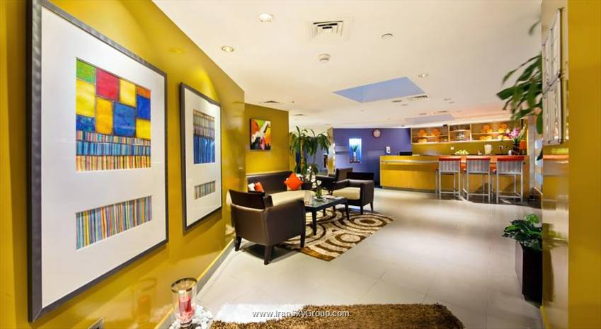 هتل بست وسترن پرمیر دیره هتل , 4 ستاره, هتل دبی,  امارات متحده عربی