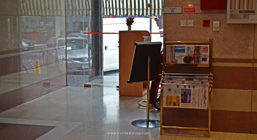 هتل کویینز هتل , هتل 2ستاره, هتل دبی,  امارات متحده عربی