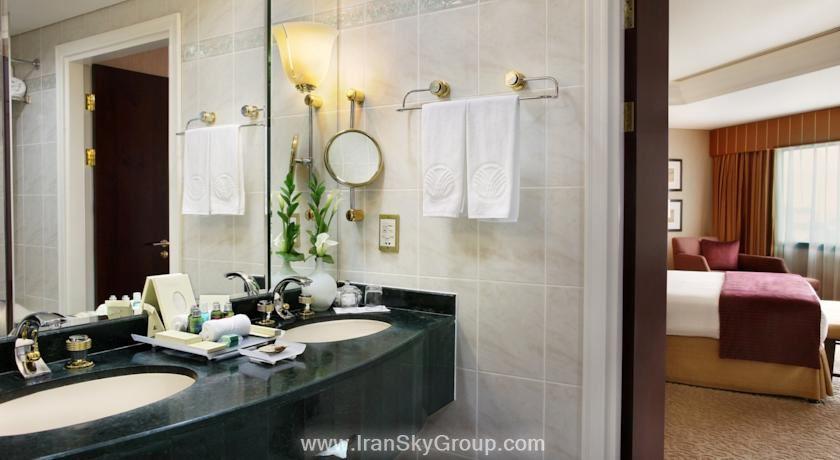 هتل ال بوستان رتانا دبی , هتل 5ستاره, هتل دبی,  امارات متحده عربی