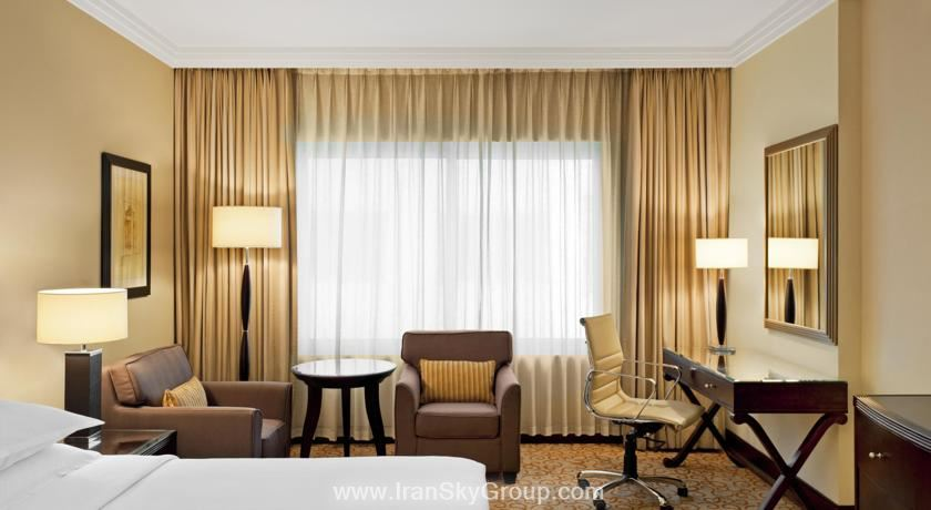 هتل گراند اکسلسیور هتل دیره , 4ستاره, هتل دبی,  امارات متحده عربی