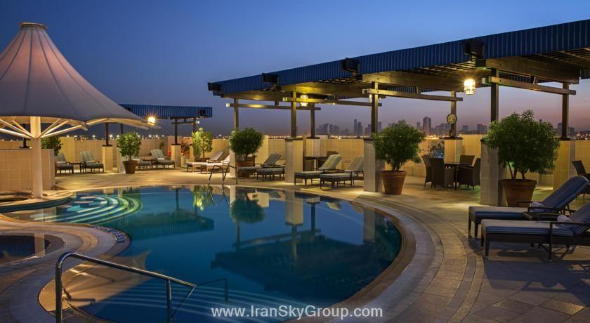 هتل گراند اکسلسیور هتل دیره , هتل 4 ستاره, هتل دبی,  امارات متحده عربی