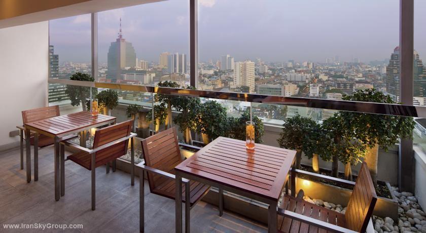 هتل هالیدی این بانکوک سیلم , 4ستاره, هتل بانکوک,  تایلند