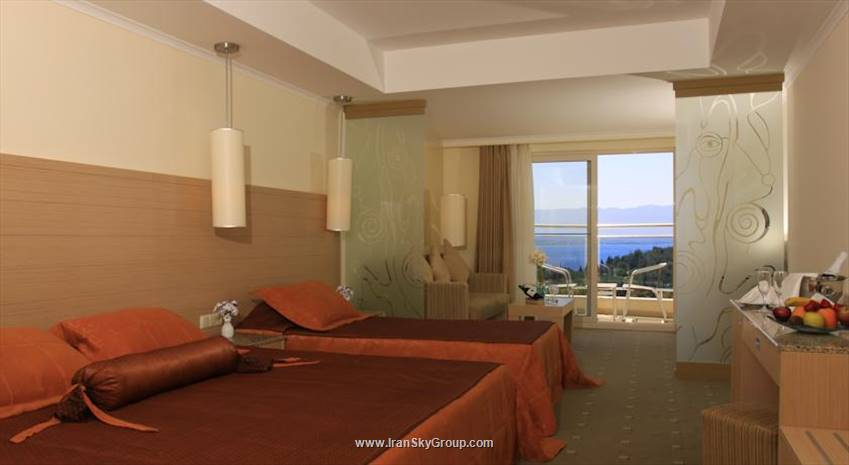 هتل سیلایت ریزورت , 5ستاره, هتل کوش اداسی,  ترکیه
