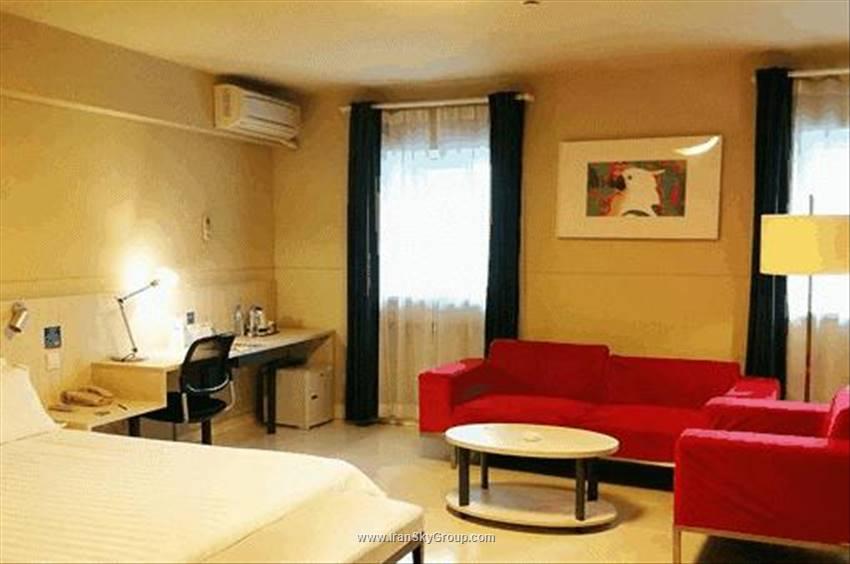 هتل جینجینگ این شانگهای قینگپو , هتل 3ستاره, هتل شانگهای,  چین