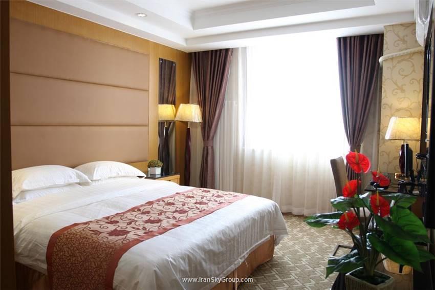 هتل یوانهنگ اینترنشنال هتل بیجینگ ایرپورت , 4ستاره, هتل پکن,  چین