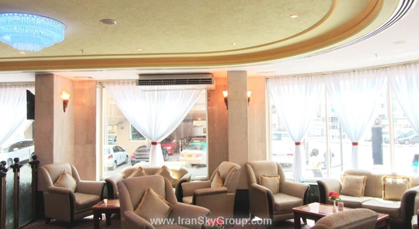 Hotel Comfort Inn Deira , 3Star, Hotel Dubai,  United Arab Emirates