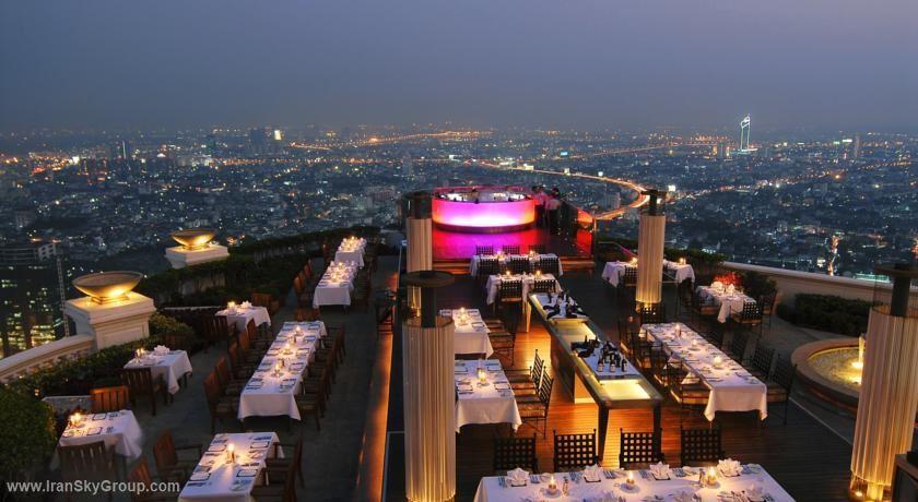 هتل لبوئا استیت تاور , هتل 5 ستاره, هتل بانکوک,  تایلند