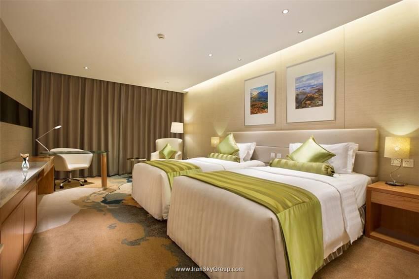 هتل گرند مترپرک هتل , هتل 5ستاره, هتل پکن,  چین
