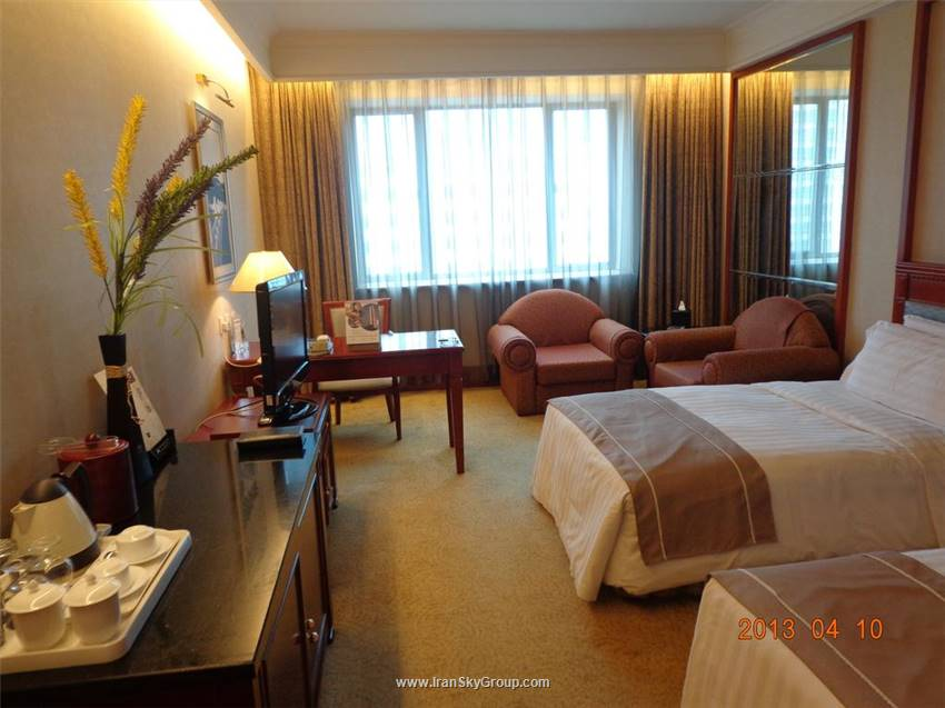 هتل گرند مترپرک هتل , 5ستاره, هتل پکن,  چین