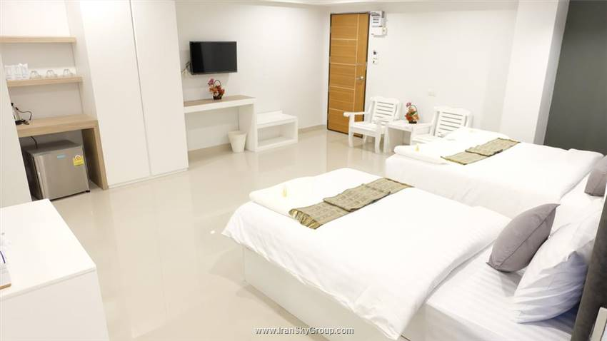 هتل سوننی رزیدنس|رزرو هتل های بانکوک|الی گشت