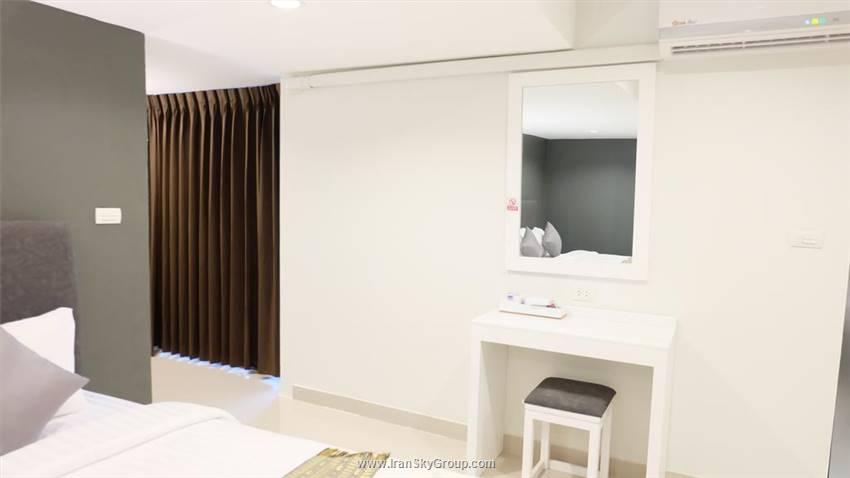 هتل سوننی رزیدنس , 3ستاره, هتل بانکوک,  تایلند