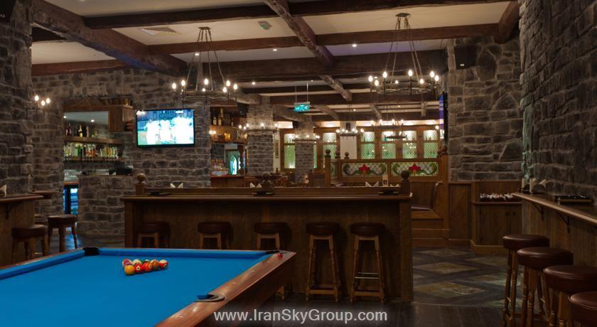 هتل مارینا بایبلس هتل , 4ستاره, هتل دبی,  امارات متحده عربی
