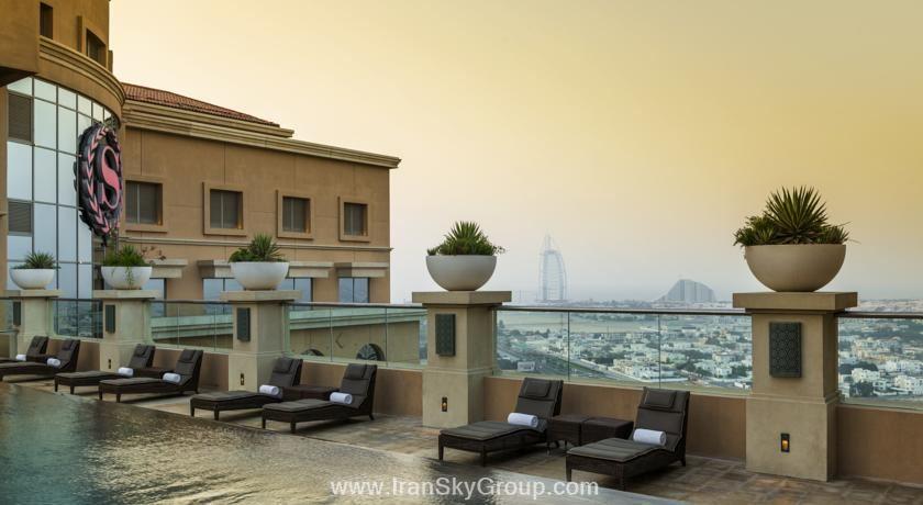 هتل شرایتون دبی مال آو د امیریتس , 5 ستاره, هتل دبی,  امارات متحده عربی