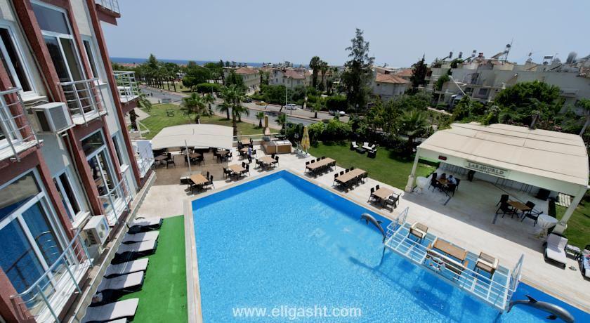 هتل لارا ورلد هتل , هتل 3ستاره, هتل آنتالیا,  ترکیه