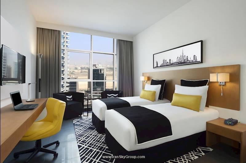 هتل TRYP by Wyndham Dubai , 4ستاره, هتل دبی,  امارات متحده عربی
