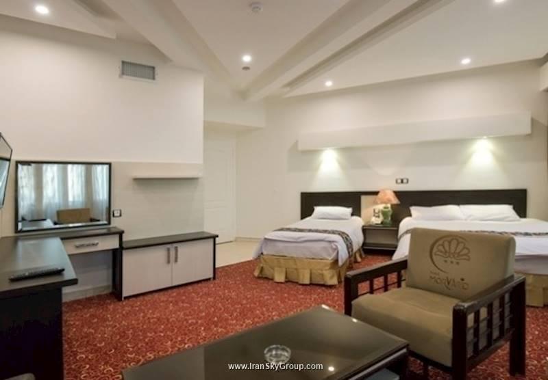 هتل هتل مروارید , هتل 3 ستاره, هتل تهران,  ایران