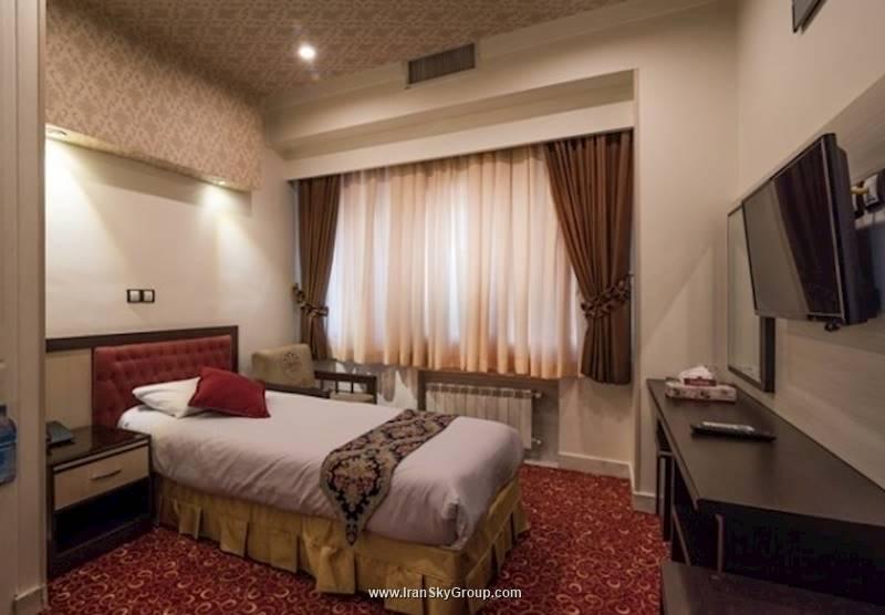 هتل هتل مروارید , هتل 3ستاره, هتل تهران,  ایران